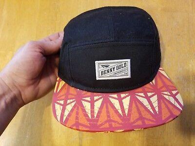 Benny Gold San Francisco Hat   Strapback Adjustable Cap