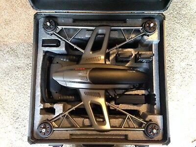 Yuneec Typhoon Q500 4K, RTF Drone, CGO3 Cam, ST10+ Controller & Accessories