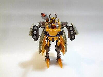 Transformers Cybertron Unicron Incomplete figure 2006 deluxe class Complete