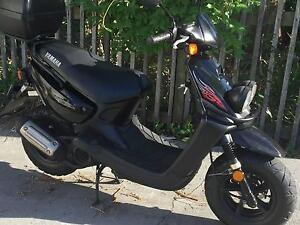 Yamaha BWS 100 with brand new 120cc upgrade vgc 2008 Camp Hill Brisbane South East Preview