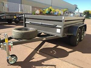 TANDEM 8X5 HI SIDE HEAVY DUTY 12 MONTHS PRIV REGO $2250 ON ROAD Canada Bay Area Preview