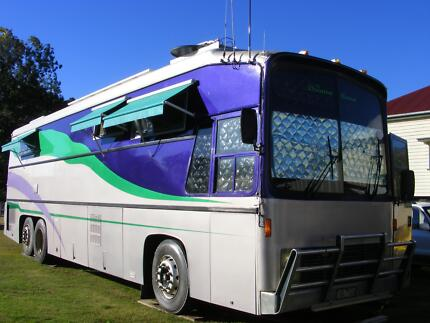 Domino Motorhome Custom Built for 2 Burrum Heads Fraser Coast Preview