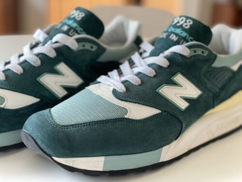 New Balance 998 'Explore By Sea' Made In USA M998CSAM Men's 11