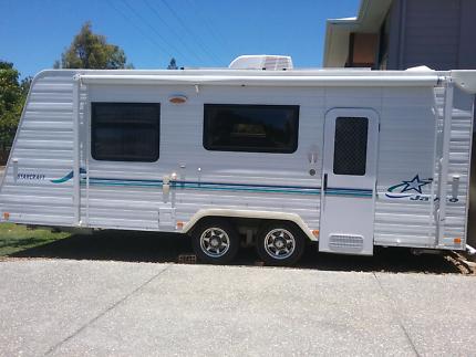 20ft Jayco Starcraft caravan Beachmere Caboolture Area Preview