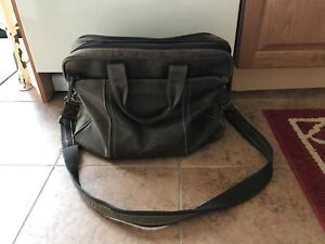 Men's Danier Leather Bag