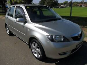2005 MAZDA 2 AUTOMATIC GENKI IN GREAT CONDITION LONG REGO Croydon Burwood Area Preview