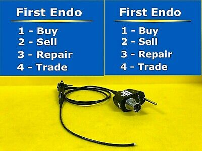 Pentax Ecy-p1570k Video Cystoscope Endoscope Endoscopy 428-s9