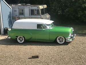 1954 Pontiac Sedan Delivery. Not Chev,Ford, Dodge or Rat Rod