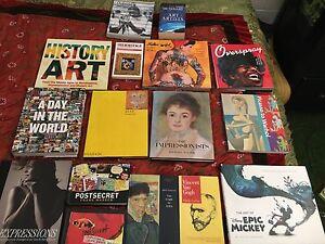 Art books Mosman Park Cottesloe Area Preview