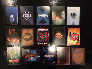 BUY/SELL/TRADE TCG & Collectors Cards (Non sports)