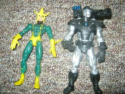 Marvel Legends Electro War Machine Spider Man Avengers Toybiz Sinister Six