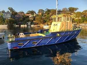 Tug 40' ally twin cat engines Naval Base Kwinana Area Preview