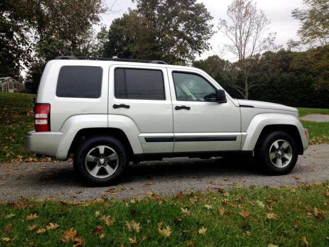 2008 Jeep Liberty For Sale
