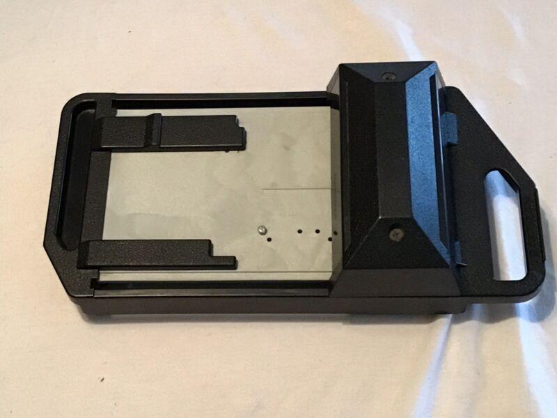Vintage Addressograph Manual Credit Card Imprint Slider