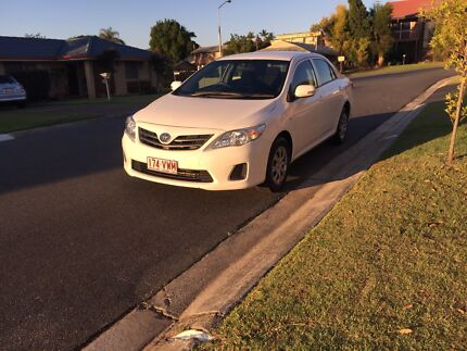 2012 Toyota Corolla ZRE152R MY11 Tingalpa Brisbane South East Preview