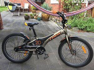 TREK BMX boys kids bike Brighton Bayside Area Preview