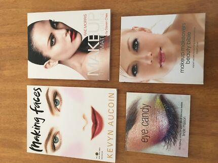 Makeup books