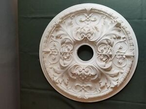 Ceiling medallion  22in diameter