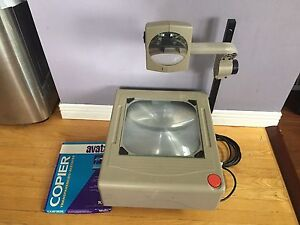 Overhead projector $45
