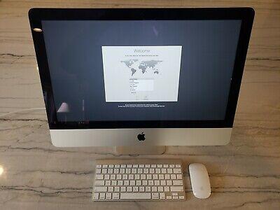 "Apple iMac A1418 21.5"" Desktop - ME087LL/A (November 2013) VERY LITTLE USED"