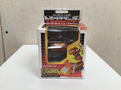 Transformers G1 2001 RODIMUS PRIME CHORO Q MIB TAKARA china