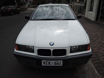 BMW 318i E36 Auto (1991) - PRICED TO SELL FOR $4,700 (ONO)