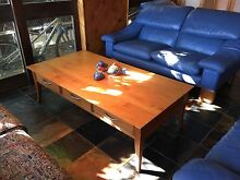 Wooden Coffee Table Lane Cove West Lane Cove Area Preview