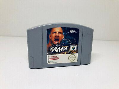 WCW Mayhem für Nintendo 64 / N64