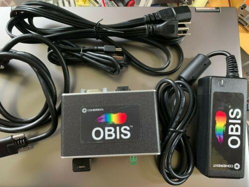 Coherent OBIS controller