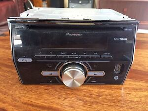 Pioneer car stereo, Audioline 6 x 9 speakers Mont Albert North Whitehorse Area Preview