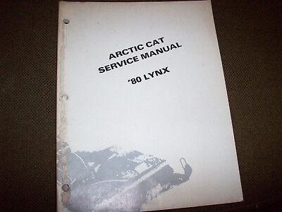 1978 arctic cat snowmobile repair manual pdf