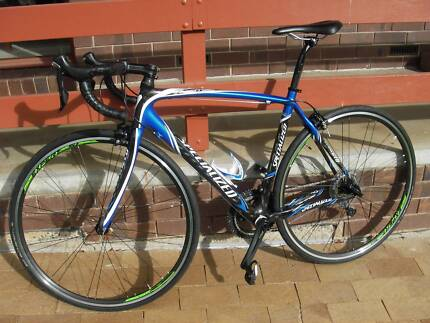 Specialized Tarmac 22 spd carbon road bike