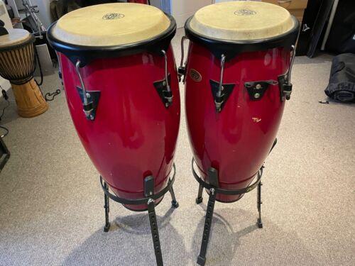 Latin Percussion Conga Set - Now reduced
