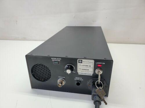 Spectra-Physics 337200-02 Nitrogen Laser