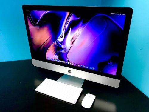 Apple Imac 27 With 5k Retina Display | 1tb | Apple Mac Desktop Computer | Macos