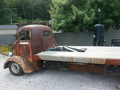 1939 gmc cabover coe cummins diesel truck street rat rod. Black Bedroom Furniture Sets. Home Design Ideas