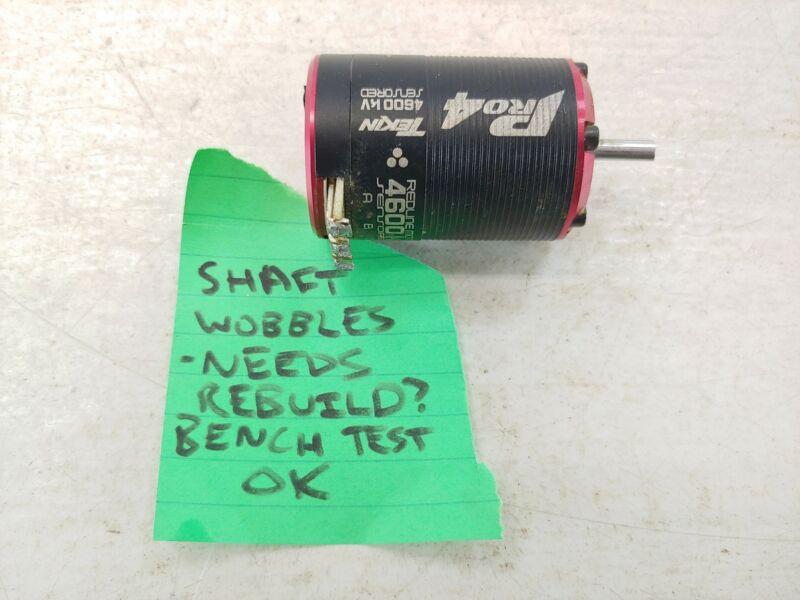 PLEASE READ: Tekin Tedline Pro4 Sensored 4600kv 1/10 Motor 5mm Shaft