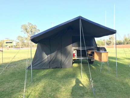 Camper Trailer in Great condition Cobar Cobar Area Preview