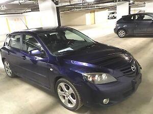 2005 Mazda Mazda3 Hatchback- 5spd manual