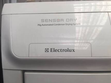 Front Load Washer and Condenser Dryer