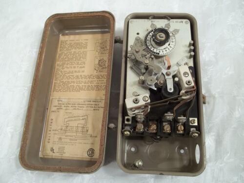 Vintage SANGAMO Time Switch