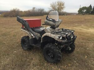 2006 Yamaha Grizzly Quad