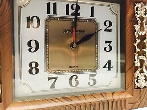 1970's Classic Wall clock . Beaumaris Bayside Area Preview