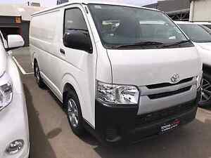 2016 TOYOTA HIACE  AUTO!!! END OF YEAR SALE SALE SALE!!! Young Young Area Preview