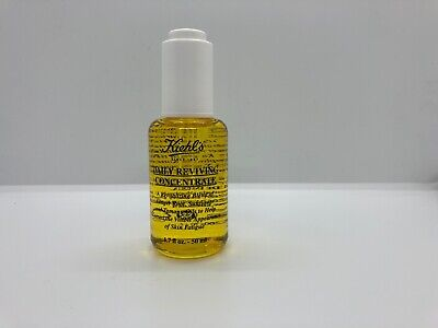Kiehl's Daily Reviving Concentrate 1.7oz (50ml) Youthful Radiant Looking Skin for sale  Shipping to India