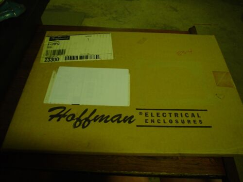 Qty. 1 Hoffman A-20P12 Panel -  60 day warranty