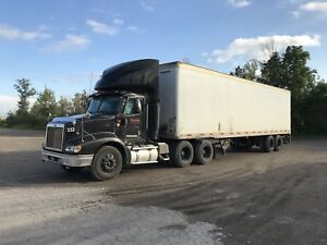 Selling international 9200 + 41ft trl WITH OR WITHOUT WORK
