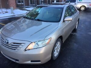 2009 Toyota Camry fully loaded