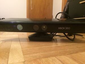 Xbox 360 Kinect (kinect only)