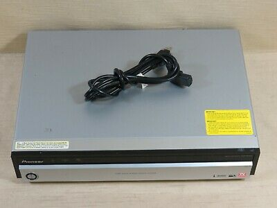 Pioneer PDP-R06U Plasma Display System,Media Receiver,Unit ONLY,*Unable to Test*